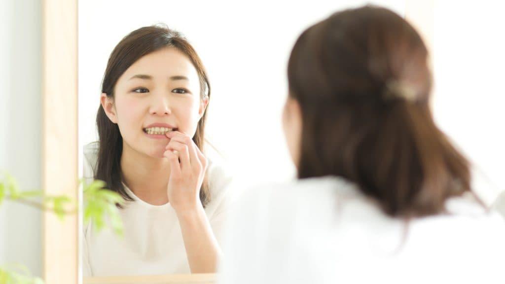 歯周病がひどくなるとすきっ歯になることがある?